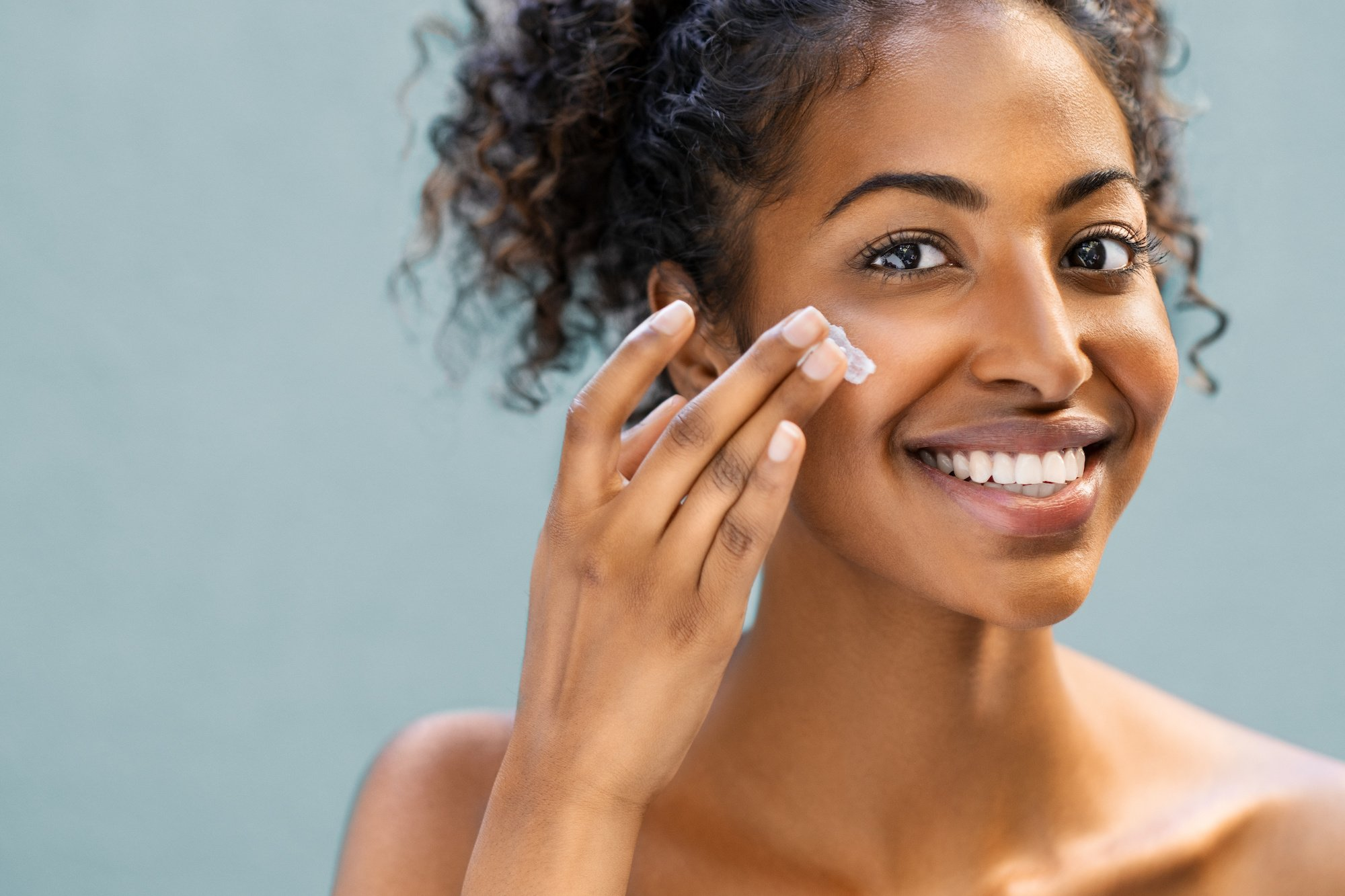 Soothing A Dry Complexion