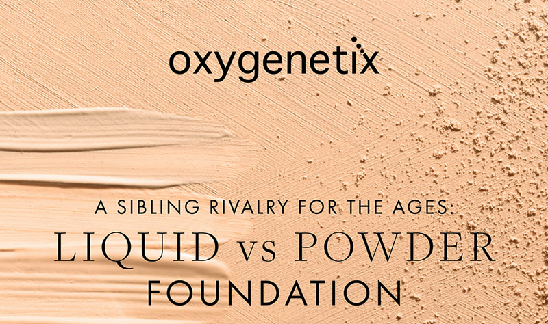 Liquid VS Powder Foundation